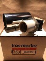 NEW T350 Trac-Master Juno Cylinder Track Lighting Cap Spotlight