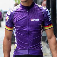 Cinelli team  custom cycling clothing aero usa bike sets jersey maillot