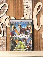 The Avengers (DVD, 2012, New, Widescreen, Region 1) New Sealed Marvel