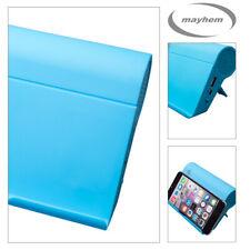 Mayhem UK Blue Wireless Portable Chargeable Magnetic Induction Speaker Stand
