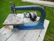 Vtg Sears Scroll Saw Bonus EMERSON ELECTRIC Motor If picked Up Craftsmans Tool