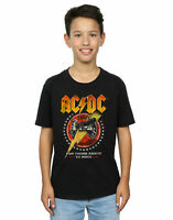 AC/DC Boys For Those About To Rock 1981 T-Shirt