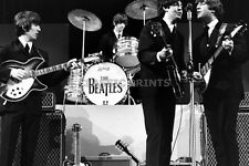 """The Beatles Photo Poster Canvas Print : 36""""x24""""  #540297"""