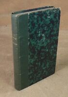 TRAGEDIES DE SOPHOCLE / Trad ARTAUD - CHARPENTIER 1862
