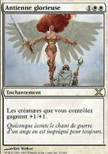 *MRM* ENG Antienne glorieuse (Glorious Anthem) MTG 10th edition