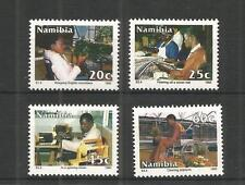 NAMIBIA 1992 INTEGRATION OF THE DISABLED SG,602-605 UN/MM NH LOT 1208A