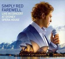 Simply Red Farewell - Live in Concert at Sydney Opera House Region 0 DVD