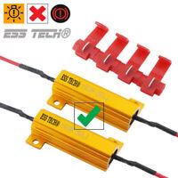 Resistance Anti erreur ampoule LED annulation de code erreur ODb H1 H3 H7 1156