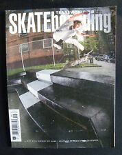 Transworld Skateboarding Magazine 2016 September Vans Independent Santa Cruz