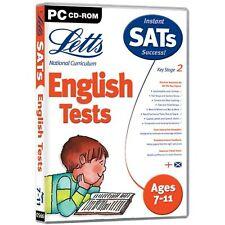 Tarot Englisch Tests Grundschule ab 7-11 (Key Stage 2) PC CD-ROM Neu Versiegelt