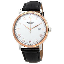 MontBlanc Tradition Automatic Mens Watch 114336