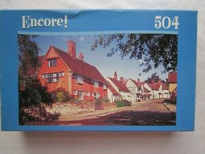 Encore! Suffolk, Kersey 504 Piece Puzzle New/Sealed