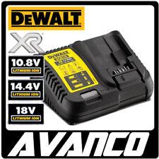 DeWalt 10.8V 14.4V 18V XR Lithium Battery Charger DCB115 Fast DCB115-XE NEW