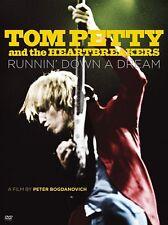 TOM PETTY - Runnin' Down a Dream - Double DVD Set -  New & Sealed