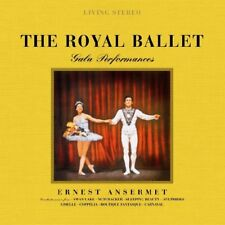 ROYAL OPERA HOUSE O/E.ANSERMET - ROYAL BALLET ,2 VINYL LP NEW+
