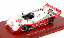 Porsche 966 #66 12h Sebring 1993 Diet Coke 1:43 Model TRUE SCALE MINIATURES