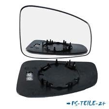 Spiegelglas für RENAULT LAGUNA III 2008+  rechts sphärisch beifahrerseite