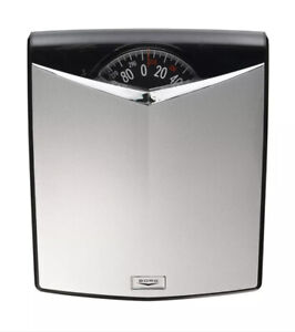 Borg BAB901-95 Dial Scale Up To 330 Lbs Silver Free Shipping