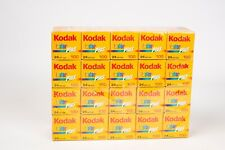 Kodak Color Plus 100/24 pack 20 films Expired in 06/2007