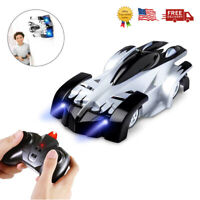 Rechargeable RC wall climbing car Toys For Boy Age 4 5 6 7 12 15 Year Old Kids
