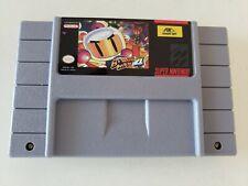 Super Bomberman 4 - SNES Super Nintendo