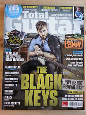 Total Guitar Magazine Issue 231 September 2012 with CD (Iron Maiden Lesson)