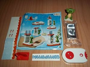 FF-C-6 Crocodile + Bpz Kinder Italie Noël 2014 Maxi Drôle Saire