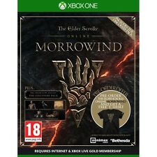 The Elder Scrolls Online Morrowind Xbox One Game (Discovery Pack DLC) + T-Shi...