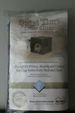 Dog Crate - Quite time 24 inch crate cover