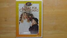 Disney A Mom For Christmas DVD Exclusive New Sealed Wonderful World of Disney