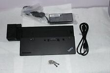 Lenovo ThinkPad Ultra Dock 90W 40A20090US T440 t450 t460 t470 Complete package