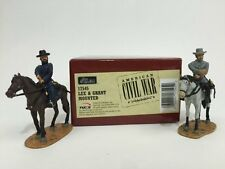 Britain 17545 Civil War Lee and Grant Mounted New Retired and Sold Out