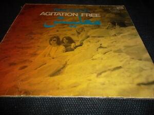 Malesch - Agitation Free / Vertigo 6360 607 / Vinyl LP 1975 German Press
