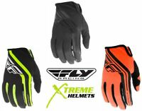Fly Racing Lite Windproof Gloves Off Road/Snow Youth L-3XL