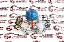 TiAL MV-R MVR 44mm Wastegate Blue With V-Band and Flanges All Springs 002948