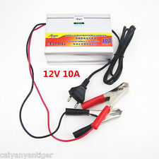 12V Battery Charger Motorcycle Car Electrical Battery Charger Lead Acid Charger