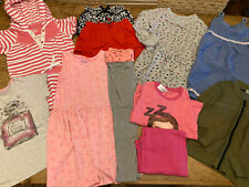 GIRL 5-6 YEAR CLOTHES BUNDLE