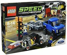 Lego Speed Champions Ford F-150 Raptor & Model A Hot Rod 75875