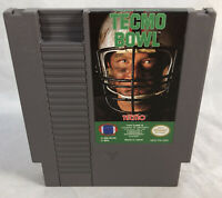 Tecmo Bowl (Nintendo Entertainment System, 1989) NES Cartridge Only Tested Works