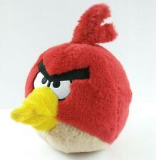 "Angry Birds Plush 6"" Bird Stuffed Animal Toy Ball Soft"