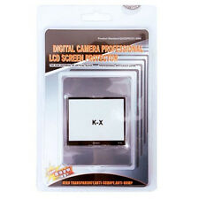 GGS Optical Glass LCD Screen Protector for Pentax K-X DSLR,
