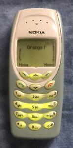 Téléphone Portable Nokia 3410 Mobile Débloqué tout opérateurs * Idéal en Kdo