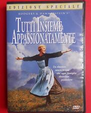 dvd tutti insieme appassionatamente the sound of music julie andrews peggy wood
