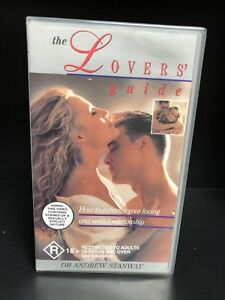 THE LOVERS GUIDE Vhs - Enhance loving VHS -Very rare!! - PAL