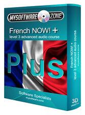 Aprende a hablar francés con fluidez Completo Lengua curso de formación de nivel 3