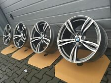 Original BMW (M5 F10) M6 F12 F13 F06 20Zoll Doppelspeiche M343 Alufelgen TOP