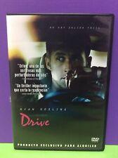 DRIVE- RYAN GOSLING- DVD- USADO GARANTIZADO
