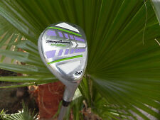 GIRLS Junior, Tommy Armour HOTSCOT #4 20* Hybrid,  AGE 9-11   ***VERY NICE***