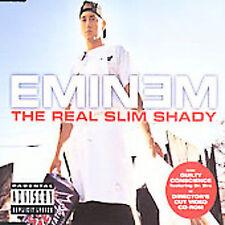 EMINEM - THE REAL SLIM SHADY [SINGLE] NEW CD
