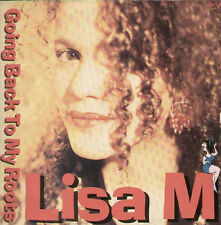 LISA M - Going Back To My Roots / Make It Right - Zomba